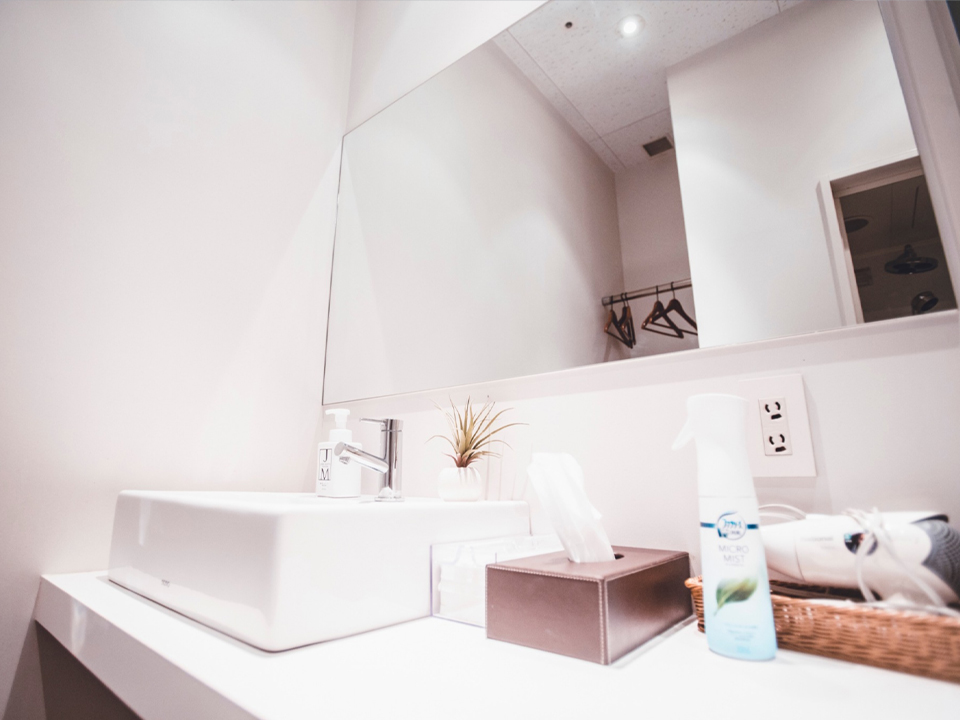 更衣室・トイレ